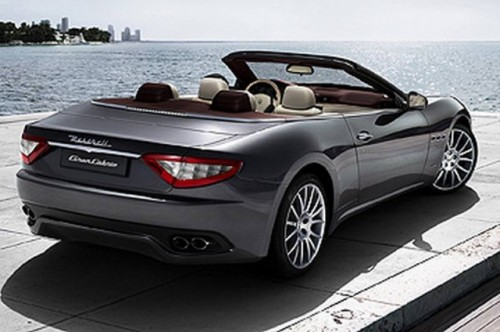 S-a lansat Maserati GranCabrio13736