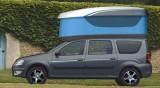 Dacia a creat un Logan MCV pentru turisti13733