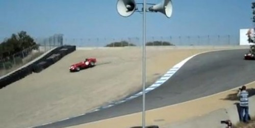 VIDEO: Accident cu Ferrari 250 TR13687