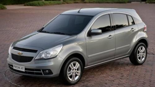 Primele impresii: Chevrolet Agile13684