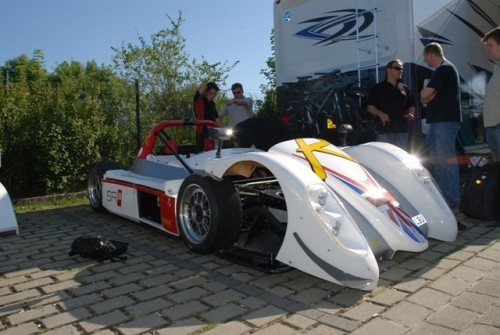 Radical SR8LM 6:48 minute Nurburgring!13671