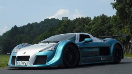 VIDEO: Gumpert Apollo Sport, noul lider la Nurburgring13639