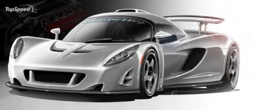 Hennessey Venom GT va debuta la Geneva13605