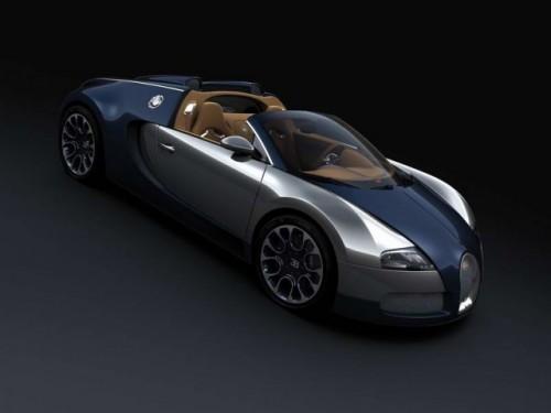 Bugatti Veyron Sang Bleu13601