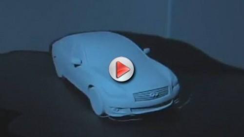 VIDEO: Infiniti M, lansarea oficiala13597