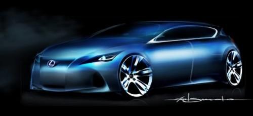 Lexus dezvaluie noul concept compact la Salonul Auto de la Frankfurt 200913596
