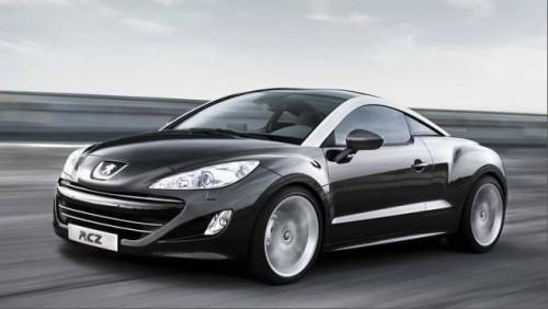 Avanpremiera Frankfurt: Peugeot RCZ Coupe13568