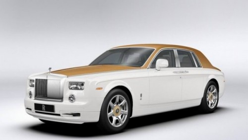 Rolls-Royce Phantom limited-edition13564