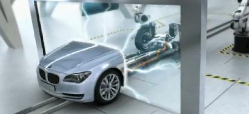 VIDEO: Totul despre BMW Seria 7 ActiveHybrid13541