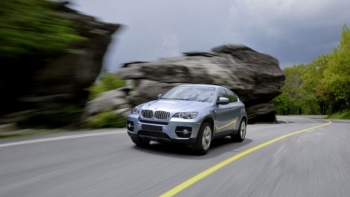 OFICIAL: BMW si-a prezentat primii hibrizi13506