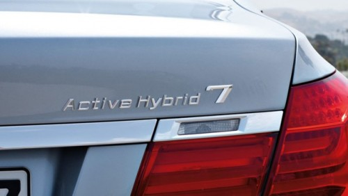 OFICIAL: BMW si-a prezentat primii hibrizi13532