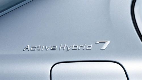 OFICIAL: BMW si-a prezentat primii hibrizi13533