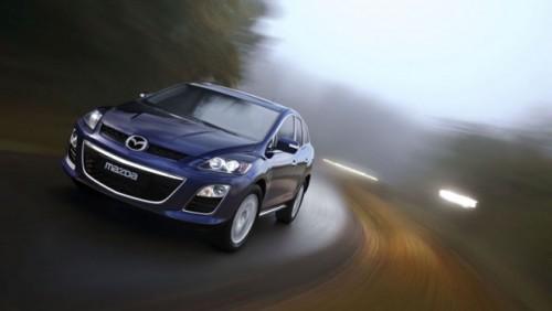 Mazda aduce la Frankfurt o noua tehnologie ecologica si CX-7 facelift13488