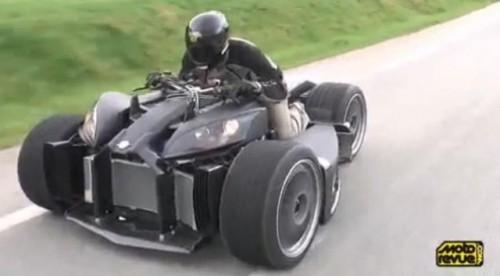 VIDEO: Cel mai puternic ATV din lume13486