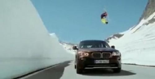 VIDEO: Cum se promoveaza BMW X1?13485