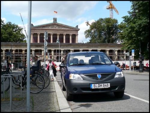 Reportaj: Logan pe strazile Berlinului13414