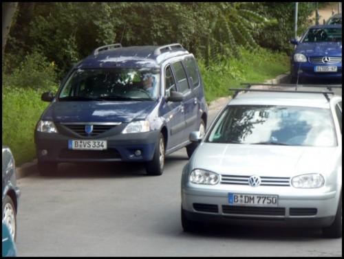 Reportaj: Logan pe strazile Berlinului13426