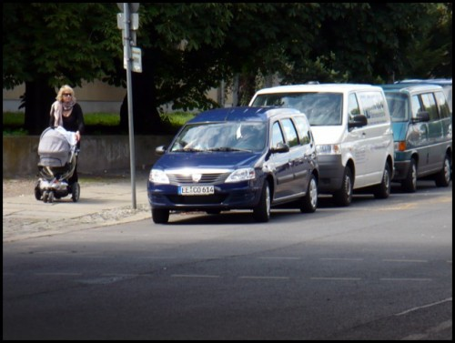 Reportaj: Logan pe strazile Berlinului13429