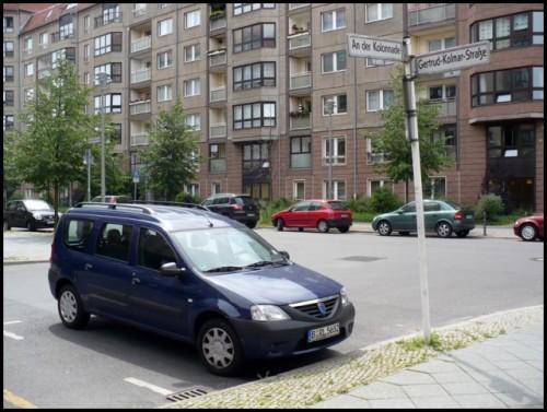 Reportaj: Logan pe strazile Berlinului13445