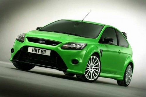 VIDEO: Ford Focus RS la Nurburgring13395