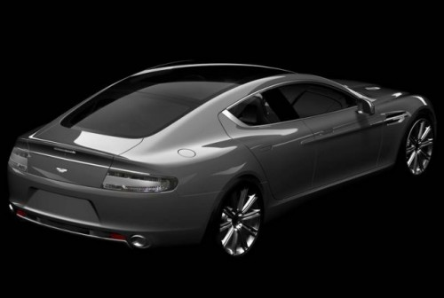 Avanpremiera Aston Martin Rapide13386