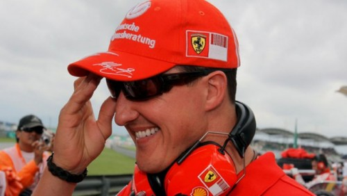 Michael Schumacher va calatori in spatiu13361