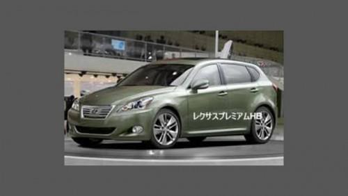 Lexus Compact Hatchback13359
