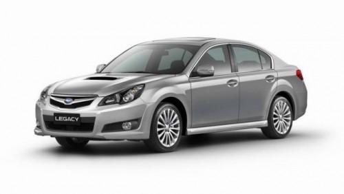 Subaru Legacy si Outback debuteaza la Frankfurt13349
