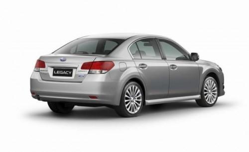 Subaru Legacy si Outback debuteaza la Frankfurt13350