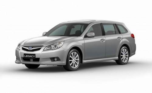 Subaru Legacy si Outback debuteaza la Frankfurt13352
