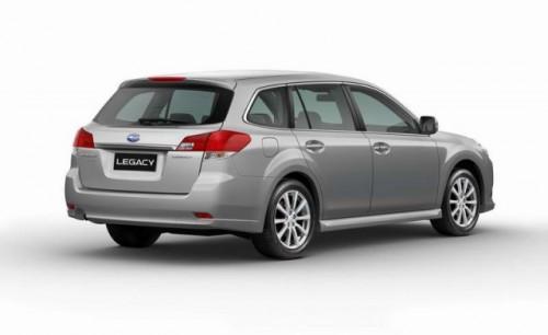 Subaru Legacy si Outback debuteaza la Frankfurt13353
