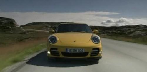 Primul video cu noul Porsche 911 Turbo13344