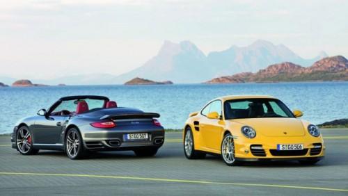 Facelift la Porsche 911 Turbo13335