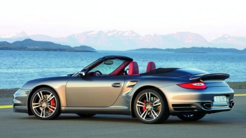 Facelift la Porsche 911 Turbo13341