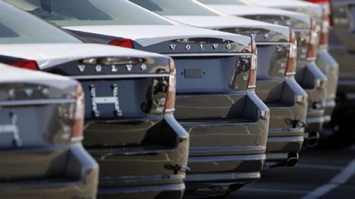 Chinezii au preluat Volvo13331