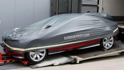 BMW pregateste un coupe sport pentru Frankfurt13324