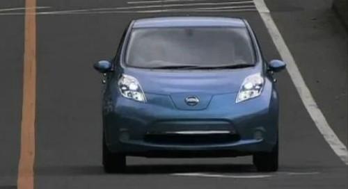 VIDEO: Nissan Leaf se prezinta13198