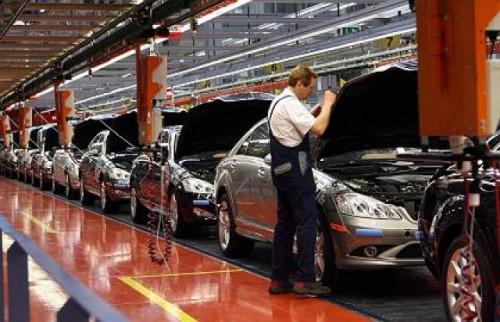 Industria auto germana a depasit punctul critic, dar va mai dura pana isi vor reveni vanzarile13197