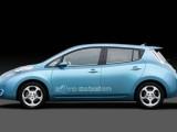 Nissan a prezentat modelul electric Leaf13190