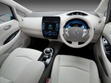 Nissan a prezentat modelul electric Leaf13193