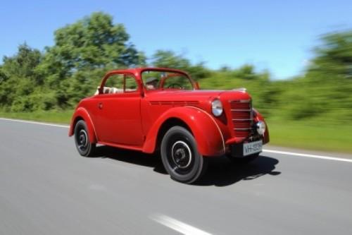 Opel Kadett roadster, descoperit dupa 70 de ani13160