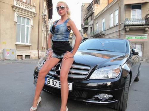 EXCLUSIV: Vedete si masini - Sonia Trifan13138
