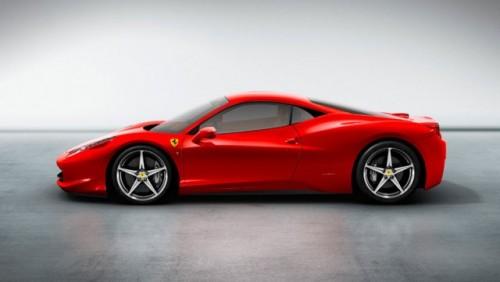 Premiera: Noul Ferrari 458 Italia!13120