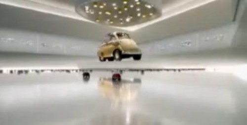 VIDEO: Campanie de imagine la BMW Isetta13114
