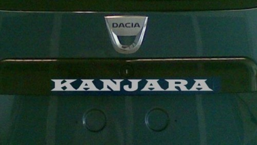 Renault a inregistrat oficial numele Kanjara13107