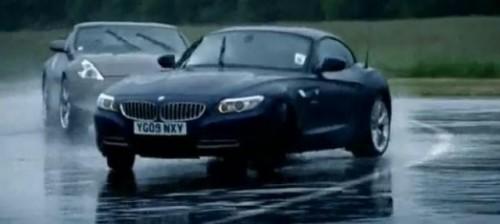 VIDEO: Top Gear confrunta BMW Z4 cu Nissan GT-R13093