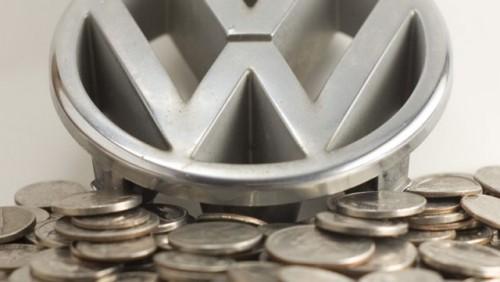 Volkswagen creste pe timp de criza13092