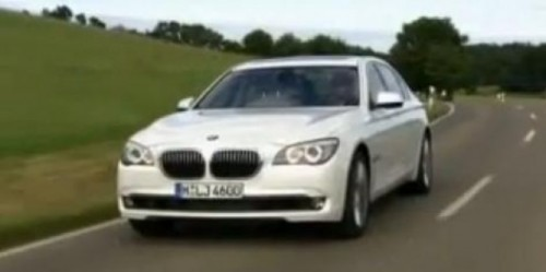 VIDEO: Noul BMW 760Li in actiune13089