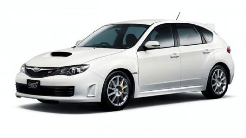 Un nou Subaru Impreza: WRX STI spec C13016