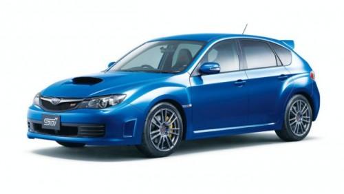 Un nou Subaru Impreza: WRX STI spec C13017